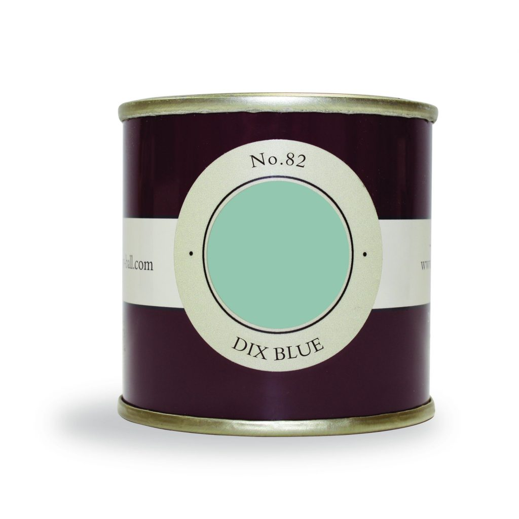 Neo-mint paint from Farrow and Ball