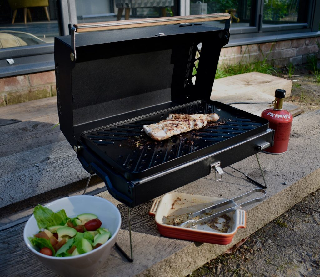 Primus Kuchoma barbecue: a portable BBQ review