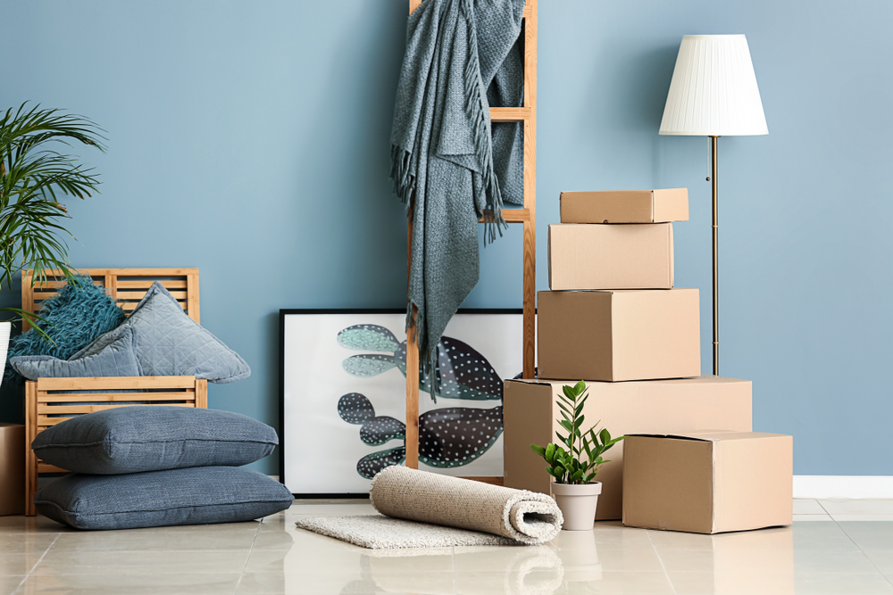 Moving house can be daunting, but these top packing tips will help you get organised