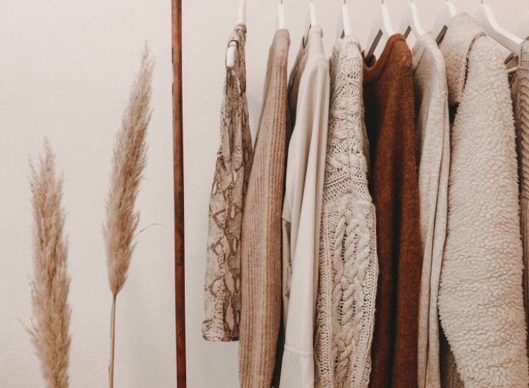 The Cosy Home guide to looking after your clothes