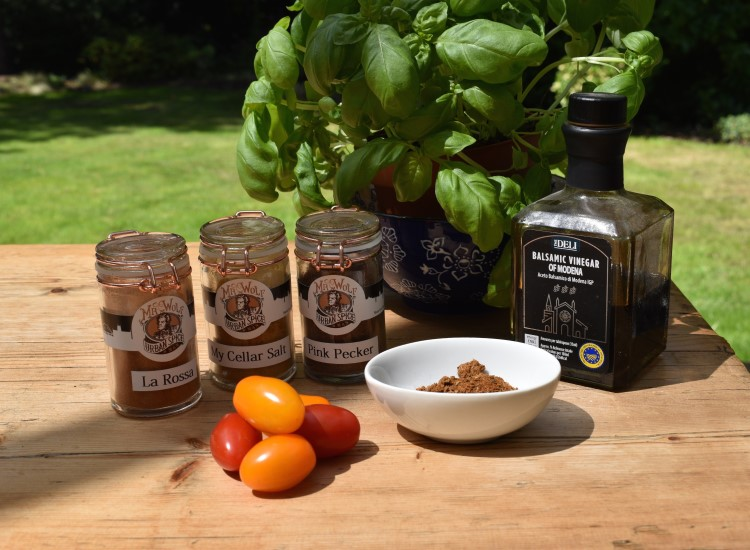 Recipe ideas with Mr. Wolf Urban Spice blends