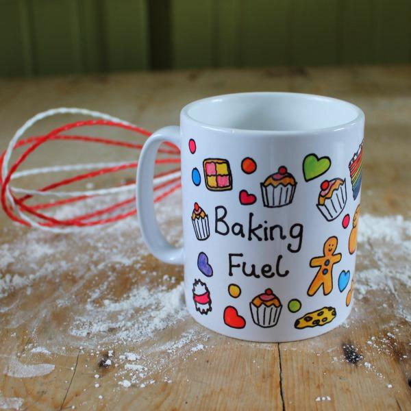Home baking accessories to celebrate Bake Off
