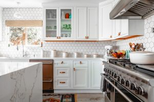 Consider investing in insurance for large home and kitchen appliance purchases