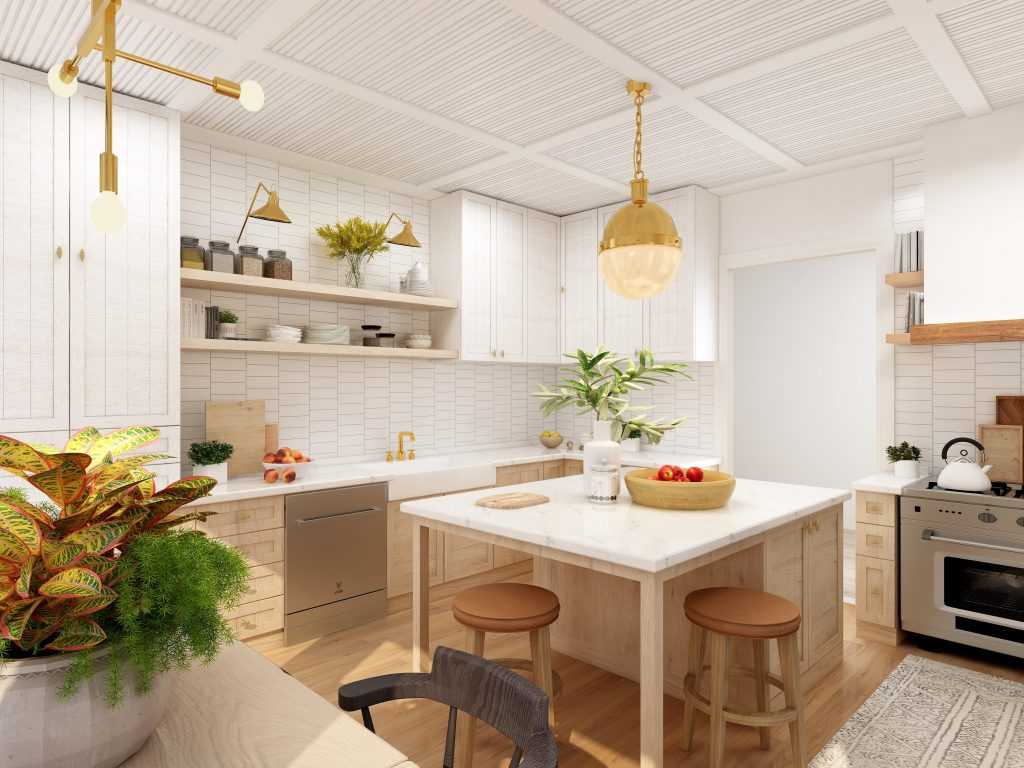 5 Ways to Give Your Kitchen a Stylish and Fresh Makeover